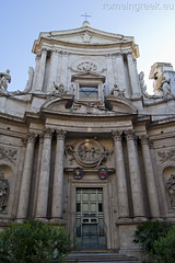 """Chiesa di San Marcello al Corso • <a style=""""font-size:0.8em;"""" href=""""http://www.flickr.com/photos/89679026@N00/6340376059/"""" target=""""_blank"""">View on Flickr</a>"""