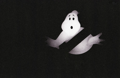 Day 277/365 - No Ghost