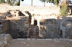 Anjar, Umayyad city, al-Walid I, 705-15, baths (1) (Prof. Mortel) Tags: lebanon umayyad anjar
