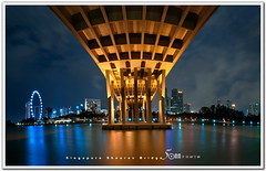 singapore - sheares bridge (fiftymm99) Tags: bridge sea marina river square bay flyer nikon singapore benjamin d300 kallang sheares fiftymm99 gettyimagessingaporeq2