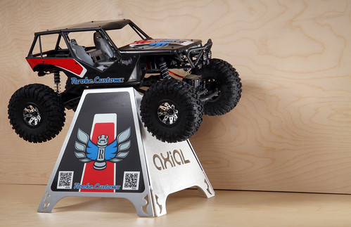 Axial Wraith Jesse Rooke