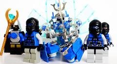Angel Cultists (Abeinspace) Tags: lego scifi mech minifigures legomech