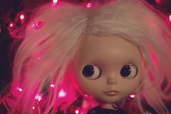 Hair Glow - 319/365 ADAD 2011