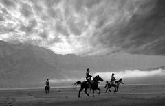 Les cavaliers de Bromo (marciemarcia) Tags: java sand bromo tengger riders