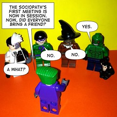Thanks, Croc (BHHfilms) Tags: comic lego super batman heroes