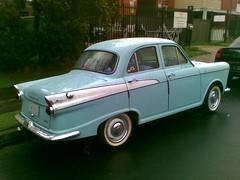 1962 Morris Major Elite sedan (sv1ambo) Tags: sedan major elite morris 1962