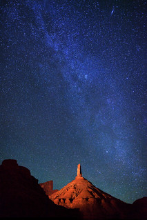 Stars over Castle Rock