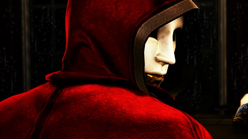 Ninja Gaiden 3 - Masked Villain