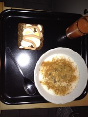 Frukost 18/11 (Atomeyes) Tags: juice fil mat frukost kanel msli grapefrukt