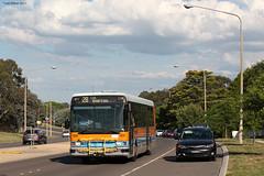 BUS 129 Renault PR100.3 State Circle (kommissar_todd06) Tags: man action australia renault canberra act scania 2011 irisbus manag actionbuses renaultmack