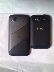 htc sensation and htc wildfire