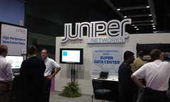 Juniper at Supercomputing 2011 (junipernetworks) Tags: hardware computers security it data conference networking juniper routers cio switching informationsystems professionalservices netscreen junipernetworks mobilesecurity networkingsecurity routingsoftware qfabric supercomputing2011 routinghardware trustedmobility networkingsystems