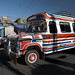 I bei autobus dodge di Cochabamba