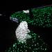 さがみ湖イルミリオンの超微妙なパンダの写真