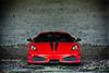 The Red Devil (Keno Zache) Tags: red canon dark photography eos wand ferrari aggressive luxury scuderia 430 sportcar keno semetry 400d zache