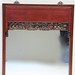 201. Chinese Carved and Lacquered Mirror