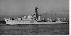 HMS Obdurate (Image Ref: warship3446) (ww2images) Tags: destroyer battleship warship 1952 royalnavy waratsea obdurate navyphoto britishships hmsobdurate warshipimages warshipimagescom warshipphotos