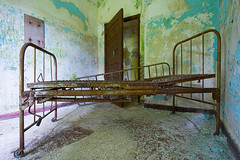 Abandoned State Hospital (AeroFennec) Tags: urban building abandoned hospital state exploring center asylum psychiatric ue psych