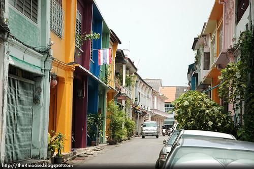 Phuket Town - Soi Romanee