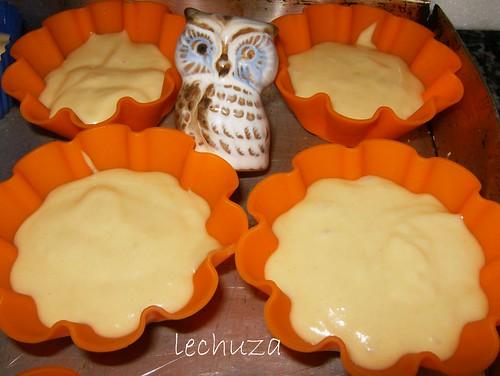 Pastelitos de requeixo-moldes