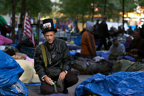 Portraits from Occupy Wall Street, Volume 1