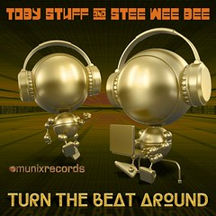 Toby Stuff & Stee Wee Bee - Turn The Beat Around