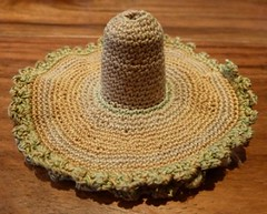 sewing mexican hat