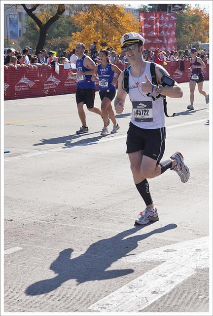 2011-10-09 Chicago Marathon 1