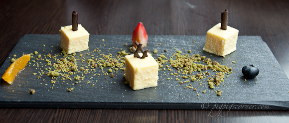 Dozo, Singapore-cheesecake