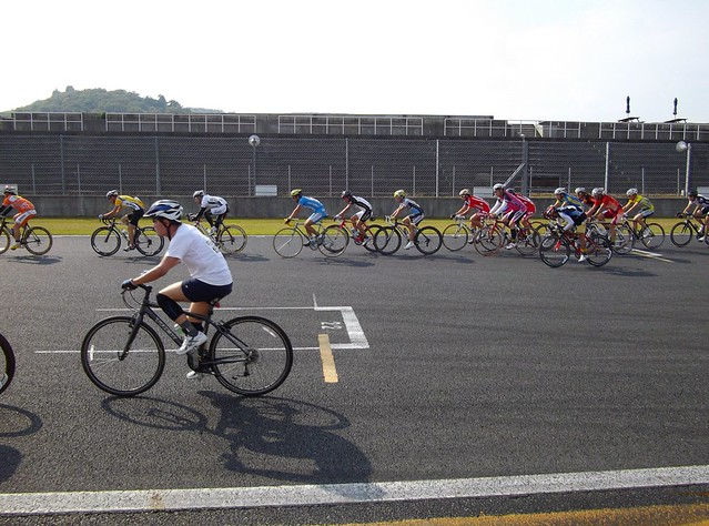 天満屋ハピータウンカップ2011 第20回サイクル耐久レース