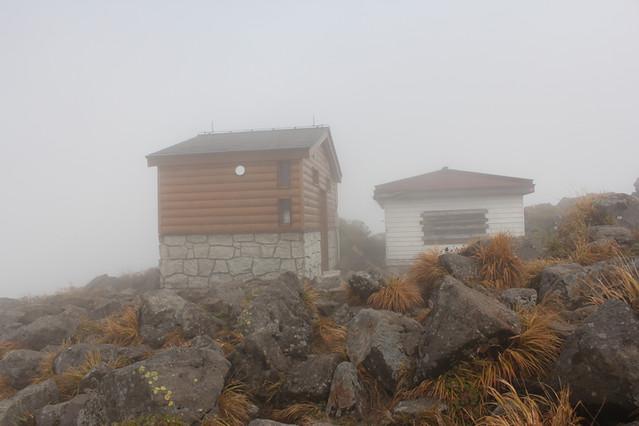 岩木山山頂小屋