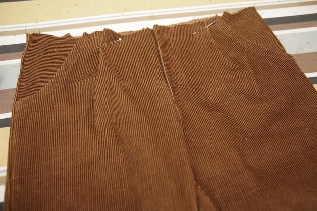 KCWC - Cord pants
