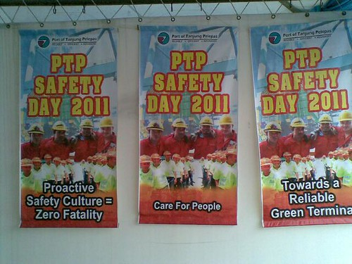 Short Update: PTP Safety Day 2011 by herneesamshudin