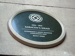 Photo of Black plaque number 7957