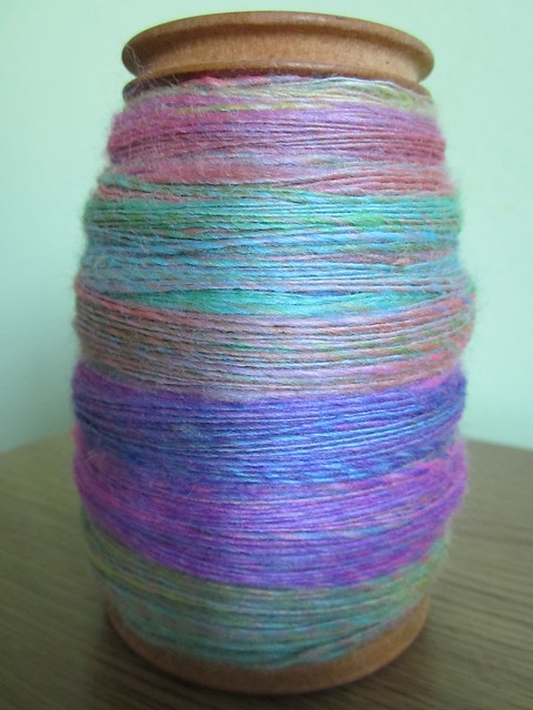 Alchemy fibre Arts BFL single 002