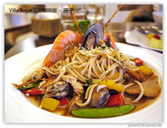Villa Sugar 三芝咖啡館 10