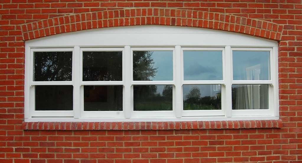 Exterior Windows - repaired and repainted