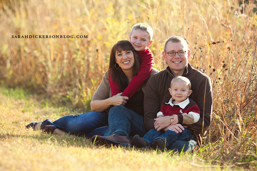 Liberty Missouri family photos