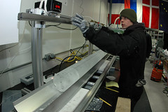 Processing the WAIS Divide ice core at the National Ice Core Laboratory