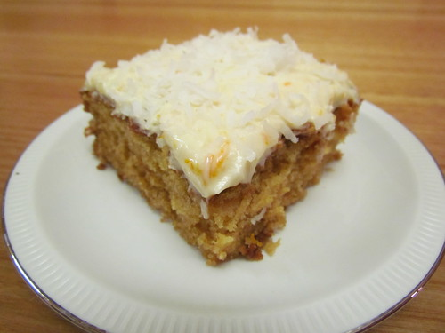 Orange-Coconut Cake