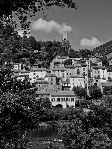 Roquebrun by Ria Bacon