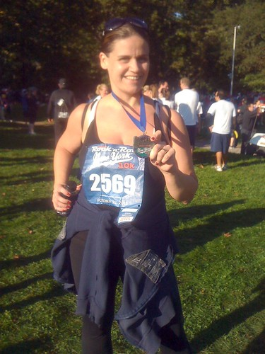The big finisher of the Prospect Park 10K