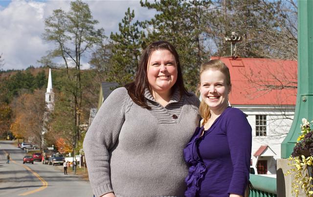 Annie and Tara