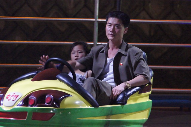 North Korea Fun Fair