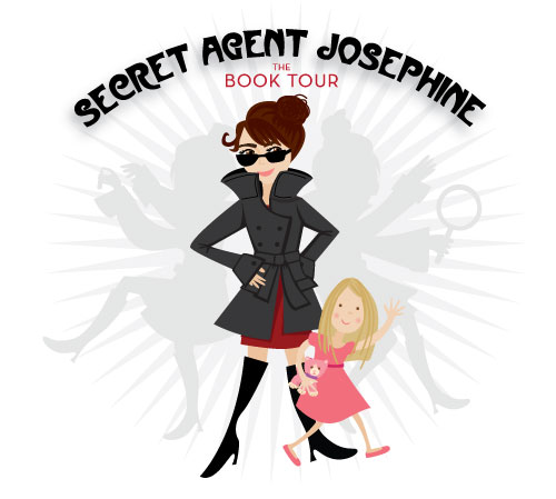 Secret Agent Josephine, the book tour