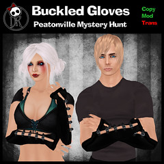 Peatonville Mystery gift 1