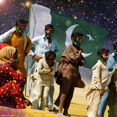 Pakistani Extrasolar Colonists (perfectlymadebirds) Tags: pakistan light against space alien hijab armada battle aliens desi lasers saber sword bollywood peshawar pakistani starfleet hassan punjab kenny epic nwfp sindh avian irwin bravery dari invaders biryani galactic pathan the unmatched kameez colonists shalwar epics lollywood pollywood extrasolar dovemasters