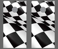 Racing Cornhole Boards