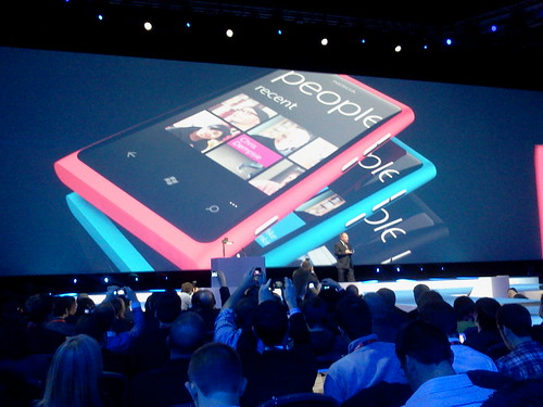 More Nokia 800 Lumia