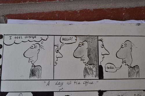 cartoon strip by reid1930